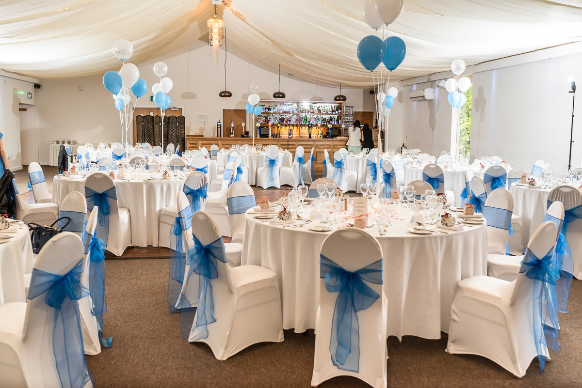 The Beaverwood reception