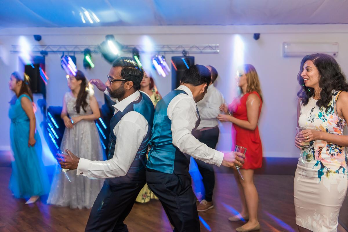 Dance shots at the Beaverwood Club