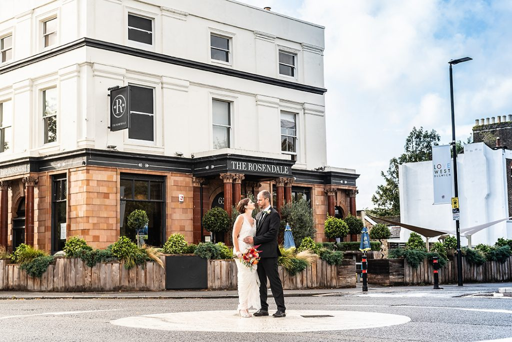 Wedding Fair at the Rosendale - Dulwich 07 March 2020