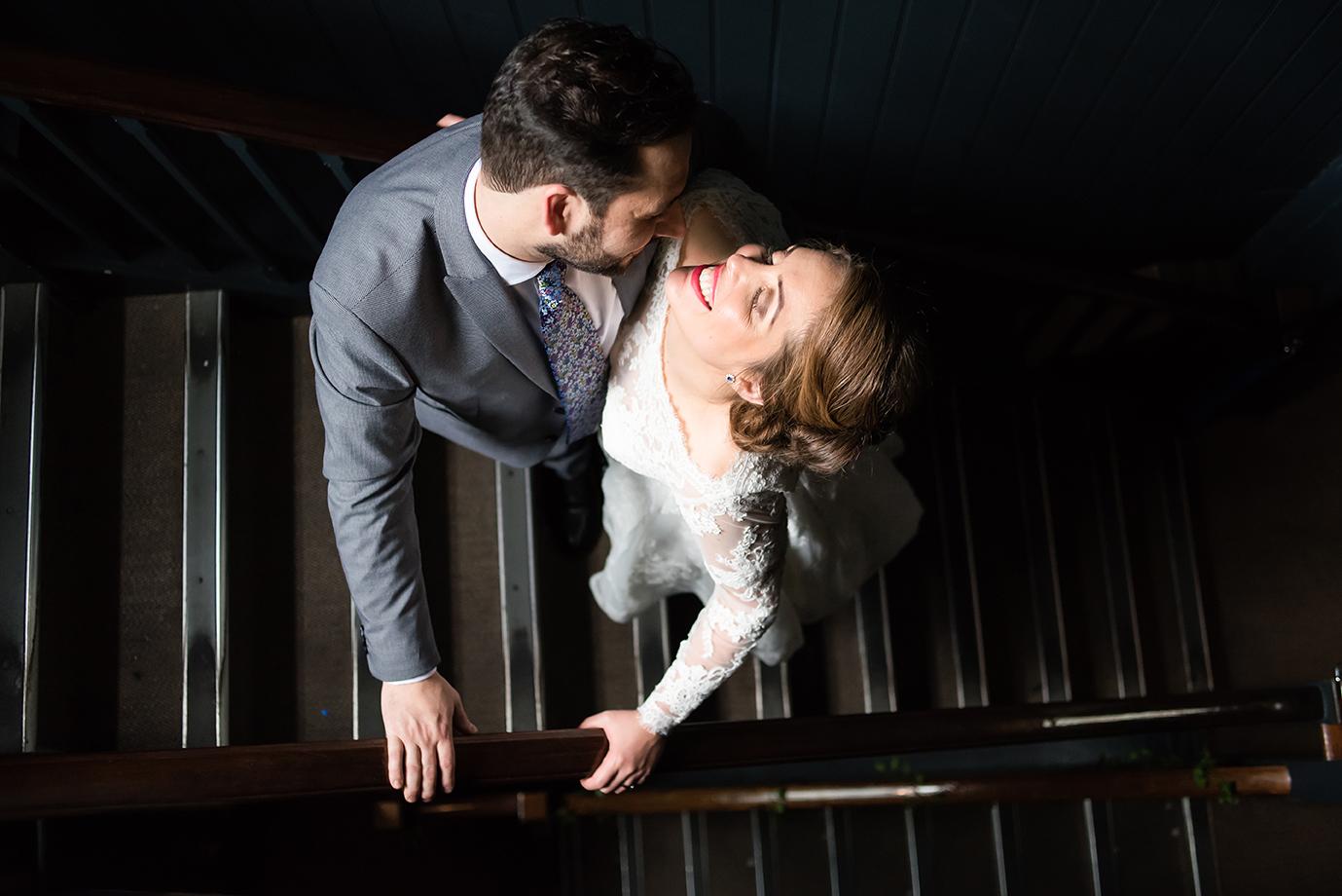 South London Wedding Photographer - couple portrait session