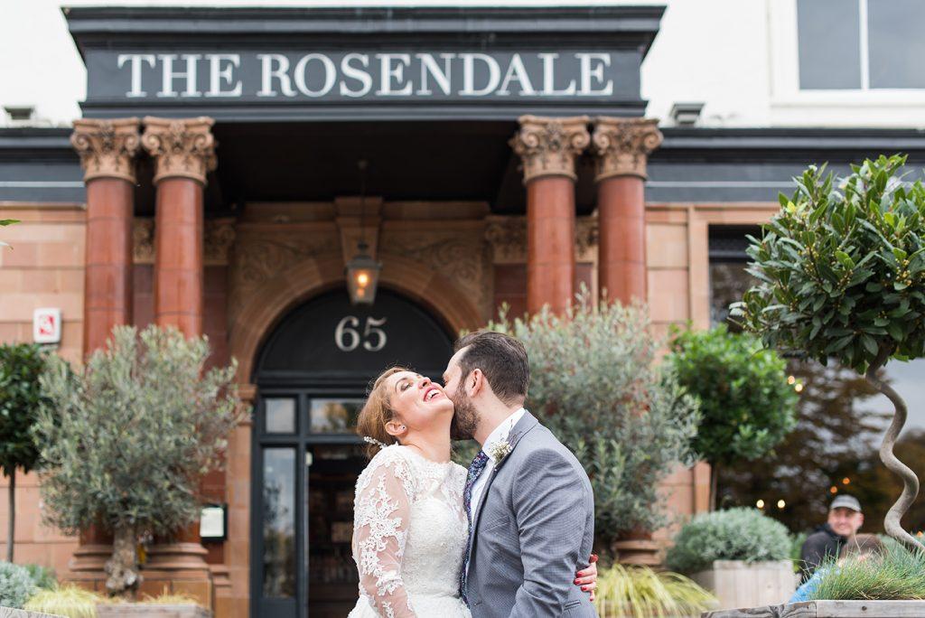 ThThe Rosendale - wedding venue in South London