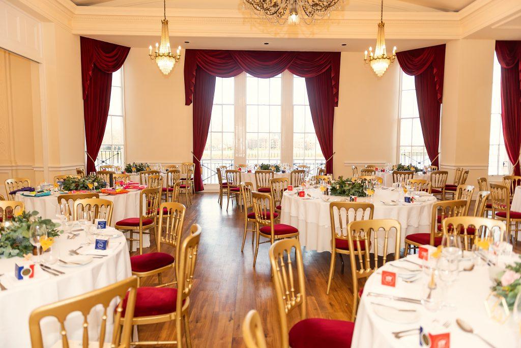 Nelson Room in the Trafalgar Tavern - Wedding venues in South London