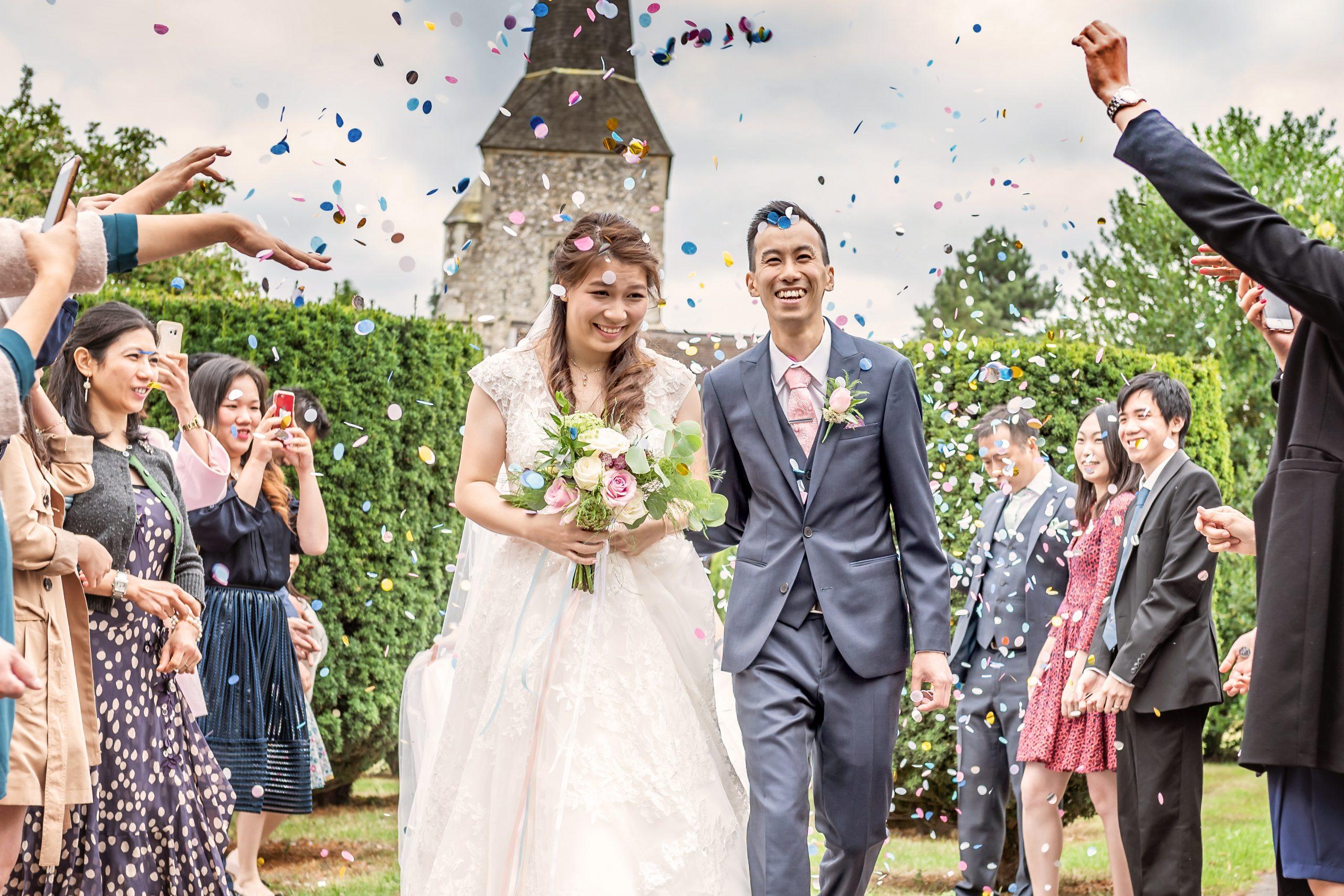 Confetti - South London Wedding Photographer