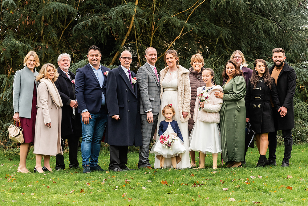 Wedding photographer in Bromley